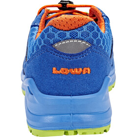 Lowa Maddox Chaussures à tige basse Enfant, royal/orange